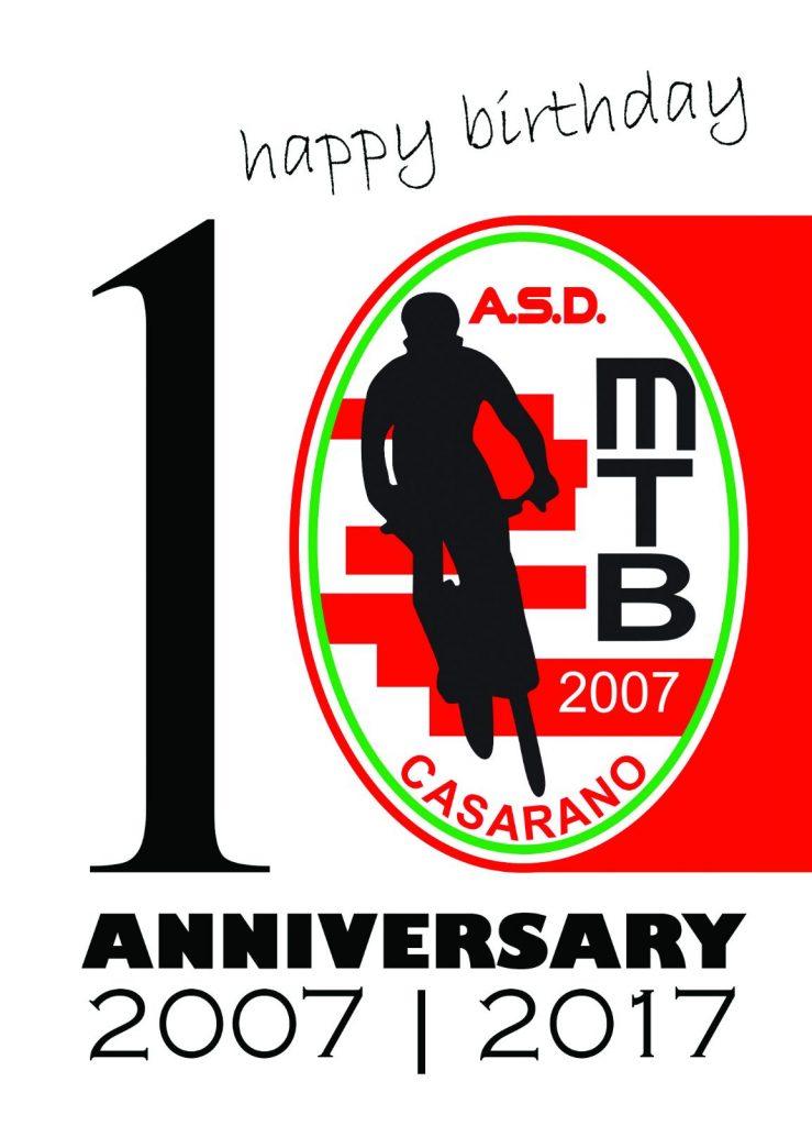 MTB Casarano 10 anni