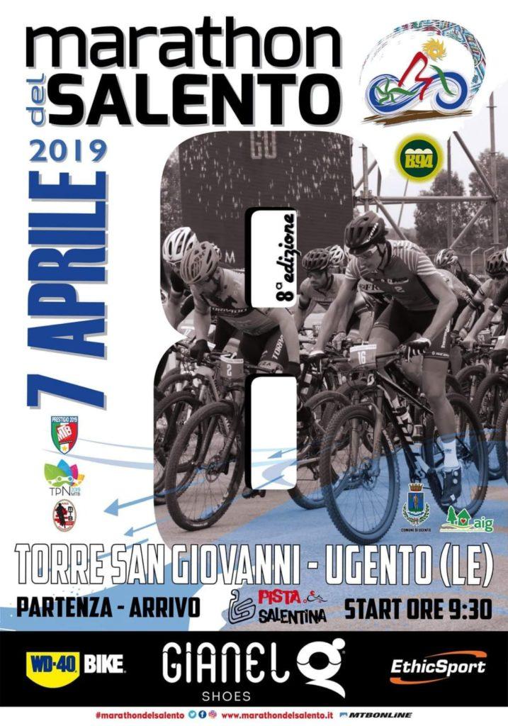 locandina marathon 2019